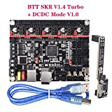 1) Nombre del producto: modo SKR V1.4 Turbo + DCDC V1.0 2) Con la frecuencia principal de 32 bits 120 MHz de nivel ARM Cortex-M3 Serie LPC1768, el chip de control principal ha mejorado notablemente. 3) Con chip de alimentación dedicado M6130, soporte...
