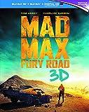 Mad Max - Fury Road 3D (2 Blu-Ray) [Edizione: Regno Unito] [Reino Unido] [Blu-ray]