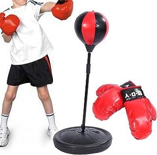 Pelota de boxeo universal con bomba y gancho Sykasm