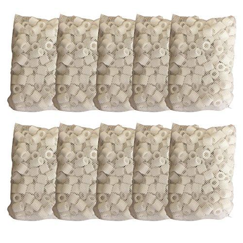 Finest-Filters Nouilles en céramique pour filtres d'aquariums et de bassins 5 kg