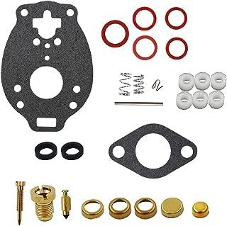 labwork Carburetor Repair Rebuild kit for Marvel Schebler TSX Allis Farmall Ford 778-505 K7505 carb