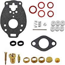 labwork Carburetor Repair Rebuild kit for Marvel Schebler TSX Allis Farmall Ford 778-505 K7505 carb