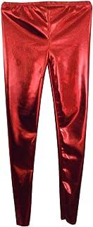 Pantalones para Niñas Largos Cortos Short Leggins Ropa DeportivaPrimavera Verano Otoño Invierno 2019 Tallas 4 5 6 7 8 9 10 11 12 13 14 Años Todo de Rojo