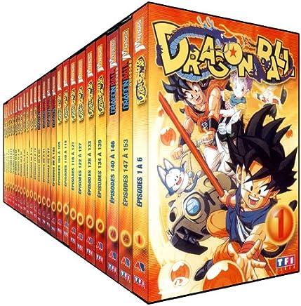 Dragon Ball - Intégrale TV (153 épisodes) - Pack
