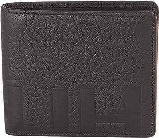 Men's Victorian Genuine Leather Bi-Fold Wallet