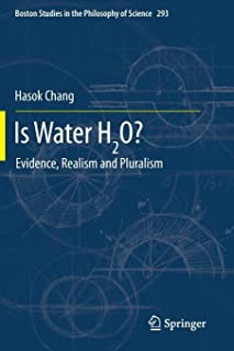 is water h2o evidence realism and pluralism