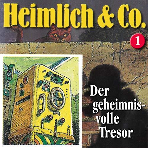 Der geheimnisvolle Tresor audiobook cover art