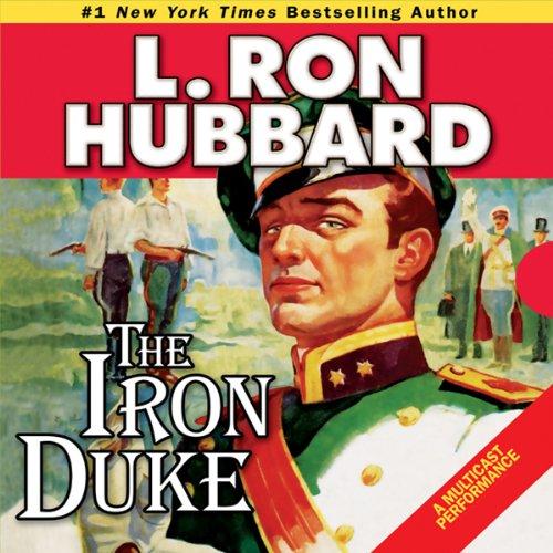 The Iron Duke  audiobook cover art