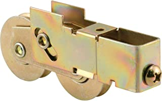Slide-Co 134228 Sliding Door Tandem Roller Assembly with 1-Inch Steel Ball Bearing