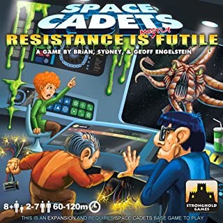 PSI Space Cadets Resistance is Mostly Futile Board Games