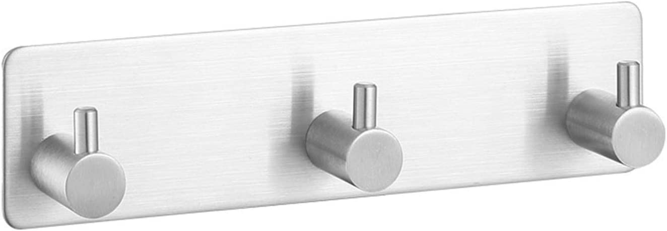 Directly managed store HAPPYA Wall Mounted Hangers Towel Bathroom Holder St Very popular! Accessories