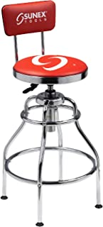 Best workbench stool with back Reviews