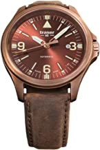 Traser Men's P67 Officer Pro Brown Dial Automatic Watch 108073