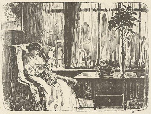 Het Museum Outlet - Breed Gordijn, 1918 - Poster Print Online kopen (40 X 50 Inch)