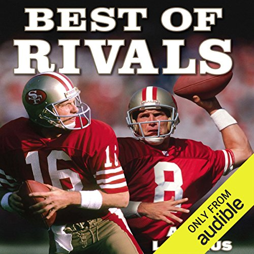 Best of Rivals audiobook cover art