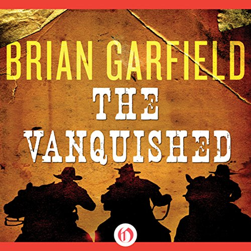 The Vanquished audiobook cover art