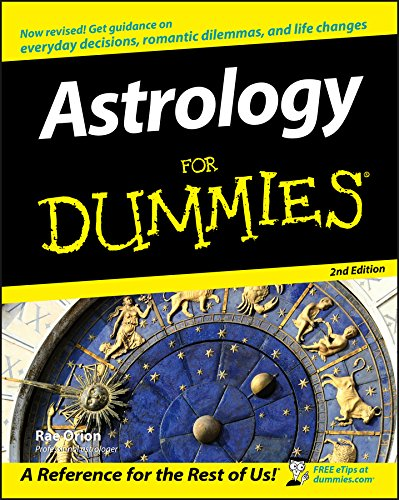 Astrology For Dummies (English Edition)