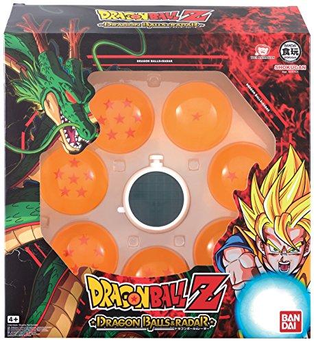 Bandai Shokugan Dragon Radar and Dragon Balls Action Figure