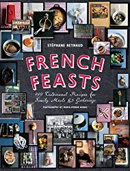 french feasts cookbook for entertaining