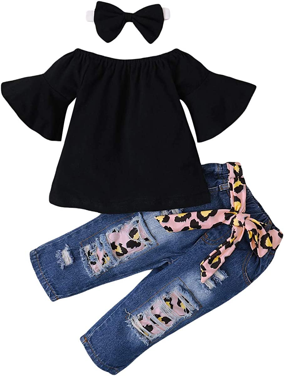 bilison Toddler Baby Girls Spring new work one after another Sale item Clothes Floral Sleeve Ruffle To Dress