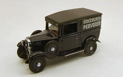Rio RI4309 FIAT BALILLA AUTOCARRO 1932 PERUGINA 1 43 MODELLINO DIE CAST Model kompatibel mit