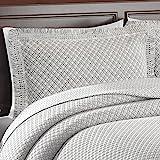 LaMont Home Woven Jacquard Collection – Cotton Blend Sham