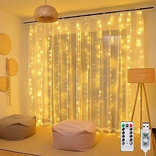 Jmtgnsep Curtain Light