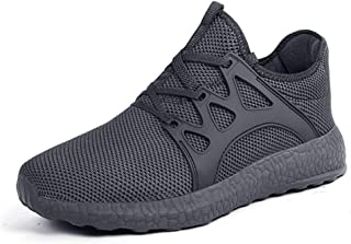 QANSI Child Kids Fashion Sneakers Ultra Lightweight Breathable Athletic Running Walking Casual Shoes Girls Boys