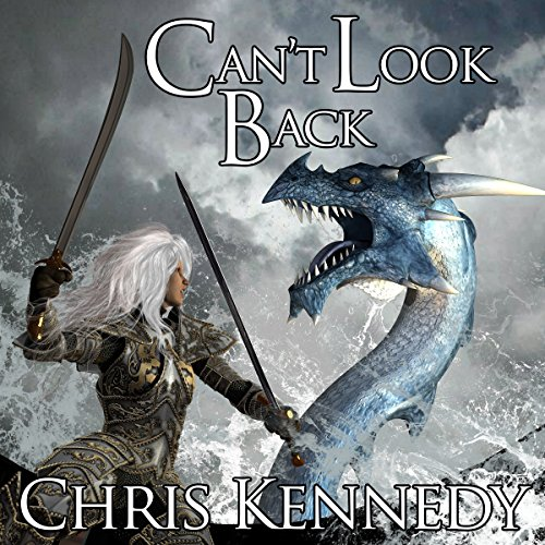 Can't Look Back audiobook cover art