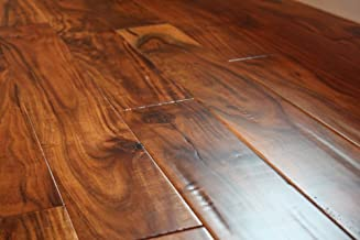 wood scraped flooring