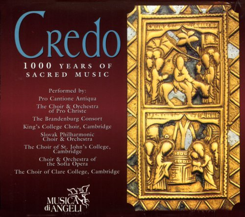 Credo 1000 Years of Sacred Mus