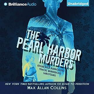 The Pearl Harbor Murders audiobook cover art