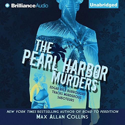 The Pearl Harbor Murders audiobook cover art