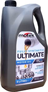 LITRE MOTEK 5W 30 ULTIMATE FULLY SYNTHETIC ENGINE OIL