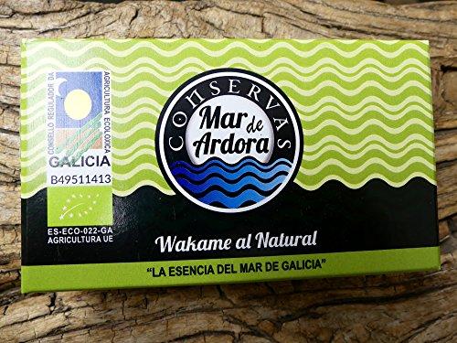 Mar De Ardora - Alga wakame al natural