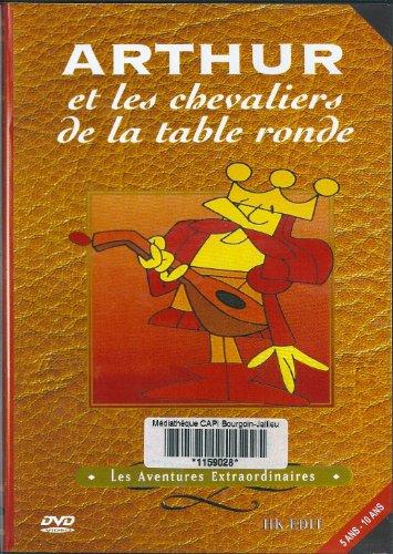 Arthur et les chevaliers de la table ronde [Francia] [DVD]