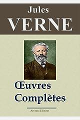 Jules Verne : Oeuvres complètes entièrement illustrées (160 titres et 5400 gravures) (French Edition) Kindle Edition
