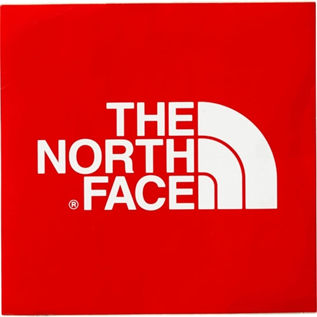 夜明けに第四他の場所THE NORTH FACE(ザ?ノースフェイス) TNF ステッカー小 NN-9719
