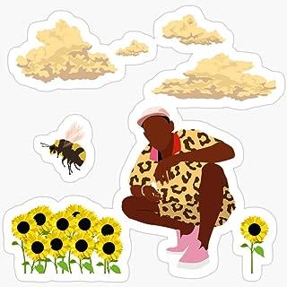 Deangelo Tyler, The Creator - Flower Boy Stickers (3 Pcs/Pack)