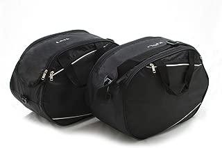 1 Pair of motorcycle side case inside bags inner pockets for Yamaha FJR FZ FAZER FZR XJ XJR TDM
