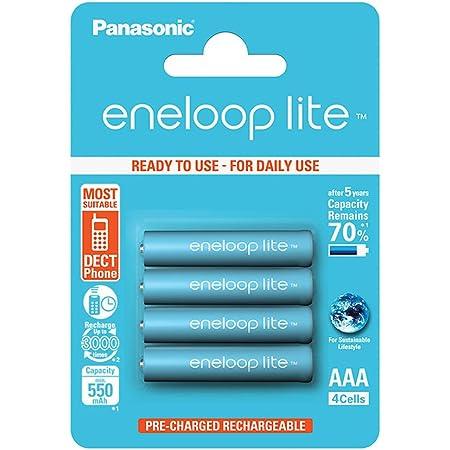 Panasonic Eneloop Lite Aaa Ready To Use Micro Ni Mh Elektronik