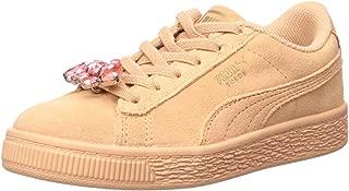 PUMA Unisex Kids Suede Jewel Kids Sneaker US