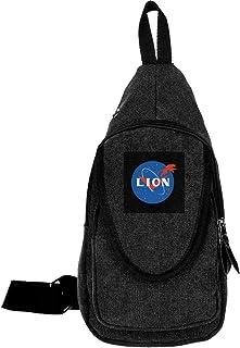 AHISHNF Voltron X Paladin Aeronáutica Lion NASA - Bolsas de Hombro para Hombre y Mujer