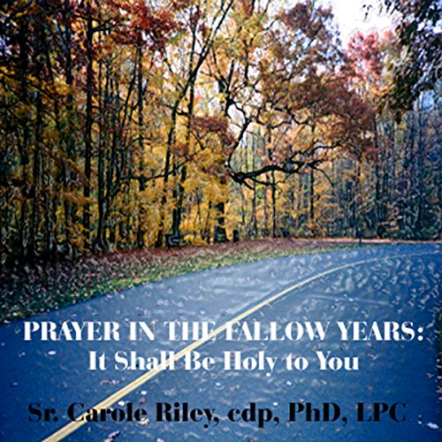 Prayer in the Fallow Years cover art