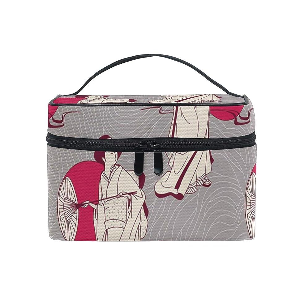 屋内鼻立法三郎の市場 芸者 旅行用の化粧ポーチ トラベルポーチ 洗面用具入れ バスルームポーチ 小物 収納 バッグインバッグ 出張 海外 旅行グッズ 育児グッズ バッグセット旅行用品