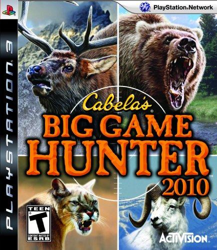 Cabela's Big Game Hunter 2010 (PS3) [PlayStation 3]