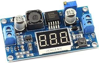 DZS Elec XL6009 DC-DC Booster Regulator Module Input 3-32V to Output 5-35V Instead of LM2577 with Digital Tube Display Ste...