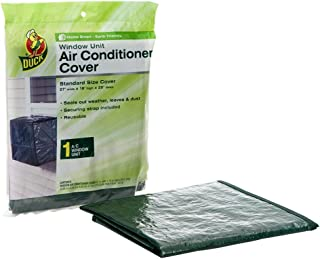 Duck Brand Standard Window Air Conditioner Cover, 27-Inch x 18-Inch x 25-Inch, 283581