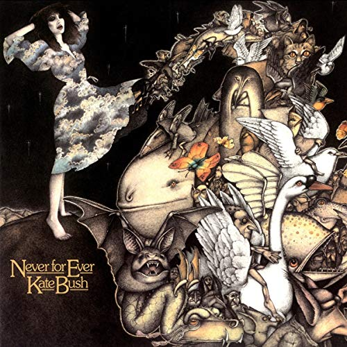 Never for Ever (2018 Remaster) [Vinyl LP]