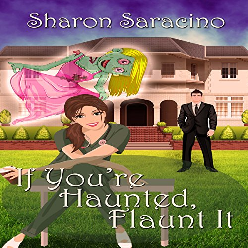If You're Haunted, Flaunt It audiobook cover art